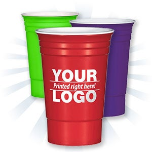 Solo Cup Style Promotional Cup (16 Oz.)