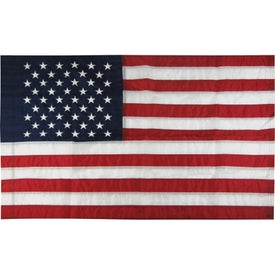 US Outdoor Nylon Flags with Pole Sleeve