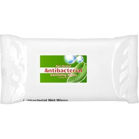 Antibacterial Sanitizer Wet Wipes