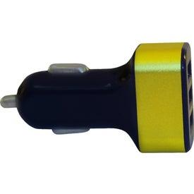 3 Port USB Car Charger