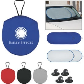 Collapsible Automobile Sun Shades