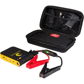 Dependable Car Jump Starter (8000 mAh, UL Listed)
