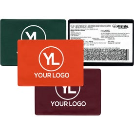 Insurance Card Holder (Hot Stamp)