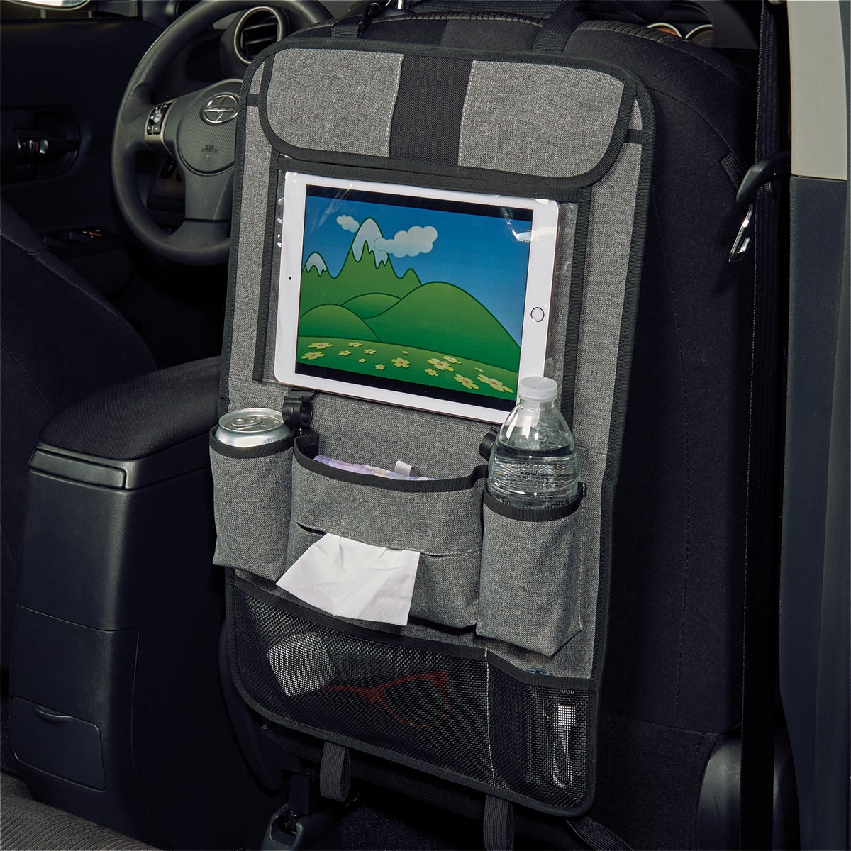 Road Trip Car Seat Organizer