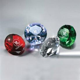 Full-Cut Glass Gemstone Award