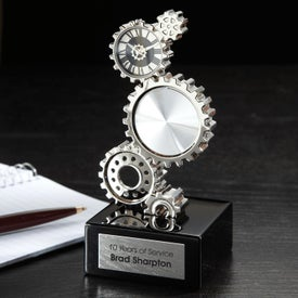 Gear Clock Award