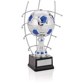 """Goal Master Trophy (12"""")"""