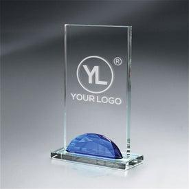 Optic Crystal Gemstone Award (Medium)