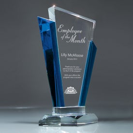 Optic Crystal Palace Award (Medium)