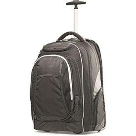 "21"" Samsonite Tectonic Wheeled Backpack"
