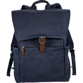Alternative Cotton Computer Rucksack