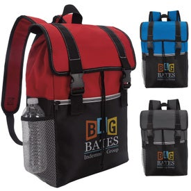 Snap Down Rucksack Backpack