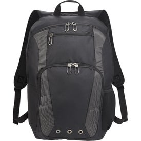 "Blackburn 17"" Computer Backpack"