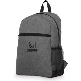 Business Smart Flush-Front Backpacks