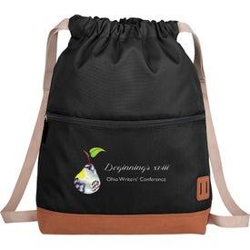 Cascade Deluxe Drawstring Sportspack