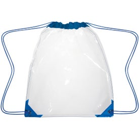 Clear Drawstring Backpacks
