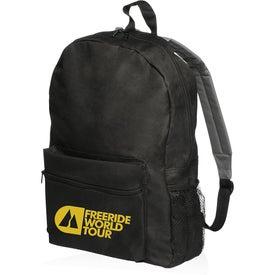 "Collegiate School Backpack (17"" x 12.5"")"