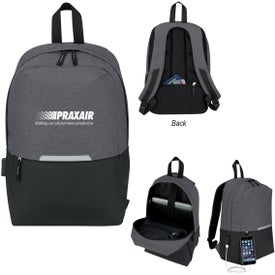 Computer Backpack With Charging Ports