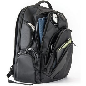 Advertising Concourse Laptop Backpack
