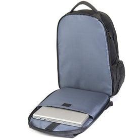 Concourse Laptop Backpack for Advertising