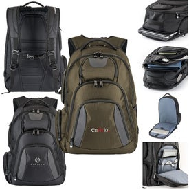 Basecamp Concourse Laptop Backpacks
