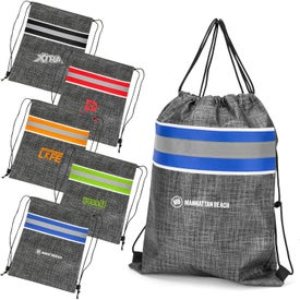 Cross Hatch Reflective Sports Pack