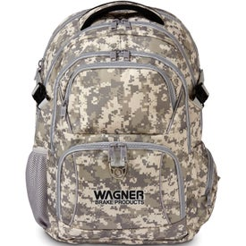 Digital Camo Mercury Backpack