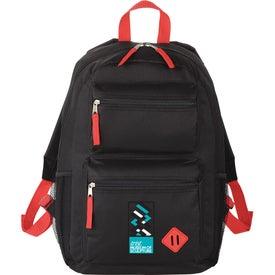 Double Pocket Backpack