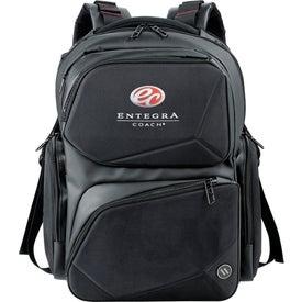 Elleven Prizm Checkpoint-Friendly Compu-Backpack
