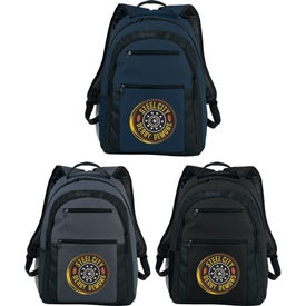 "Executive 15"" Computer Backpack"