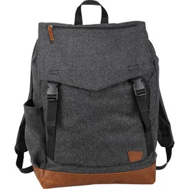 Field and Co. Campster Wool Rucksack Backpack
