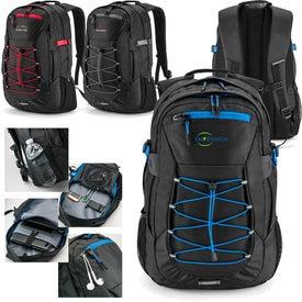 Globetrotter Laptop Backpack