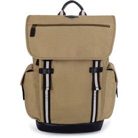 Heritage Supply Ridge Cotton Computer Backpack
