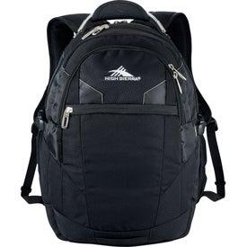 """High Sierra 15"""" XBT Elite Computer Backpack"""