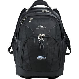 High Sierra Elite Wheeled Compu-Backpack