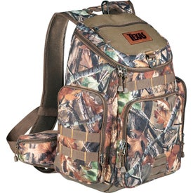 Customized Hunt Valley Sportsman Compu-Backpack