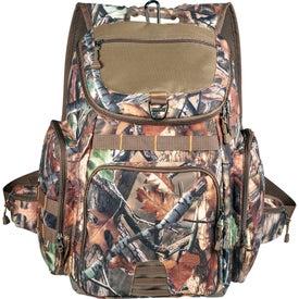 Printed Hunt Valley Sportsman Compu-Backpack