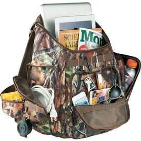 Custom Hunt Valley Sportsman Compu-Backpack