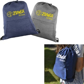Hype Drawstring Backpacks