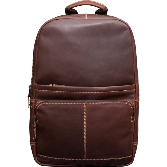 Brown Kannah Canyon Leather Backpack