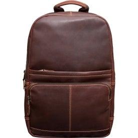 Kannah Canyon Leather Backpack