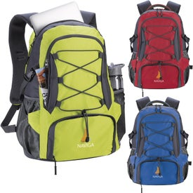 Koozie Wanderer Daypack Backpack