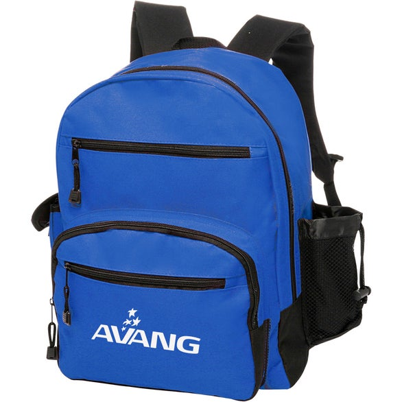 Blue Level One Backpack