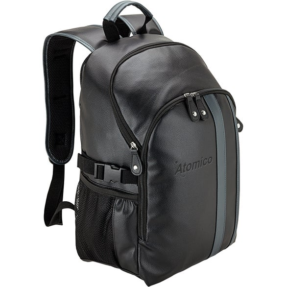 Black Lichee Backpack