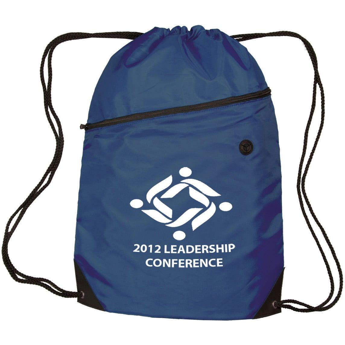 Promotional Luna Polyester Drawstring Backpacks With Custom Logo For Bag Shark 199 Ea