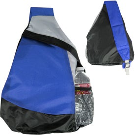 Mustang Sling Backpack for your School