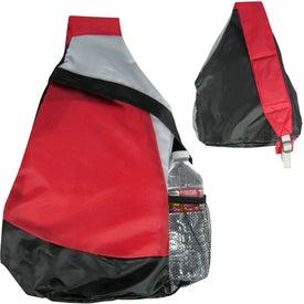 Custom Mustang Sling Backpack