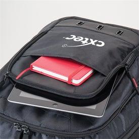 Logo Navigator Laptop Backpack