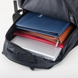 Printed Navigator Laptop Backpack