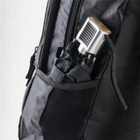 Navigator Laptop Backpack Imprinted with Your Logo